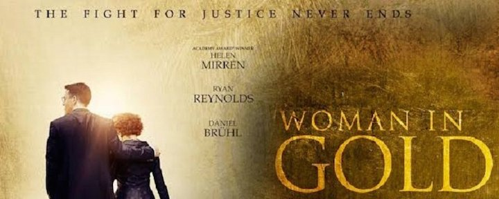 Woman In Gold, Klimt'in Peşinde Bir Film