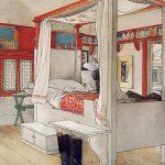 Carl Larsson ve Huzurlu Resimleri