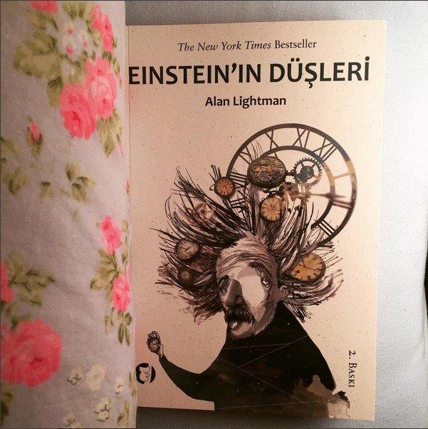 Einstein'ın Düşleri – Alan Lightman