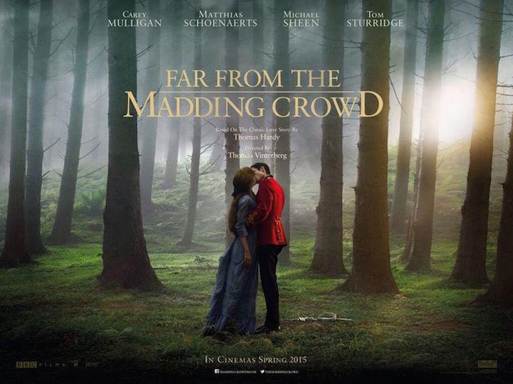 Far from the Madding Crowd, Kitaptan Filme