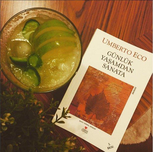 Günlük Yaşamdan Sanata - Umberto Eco