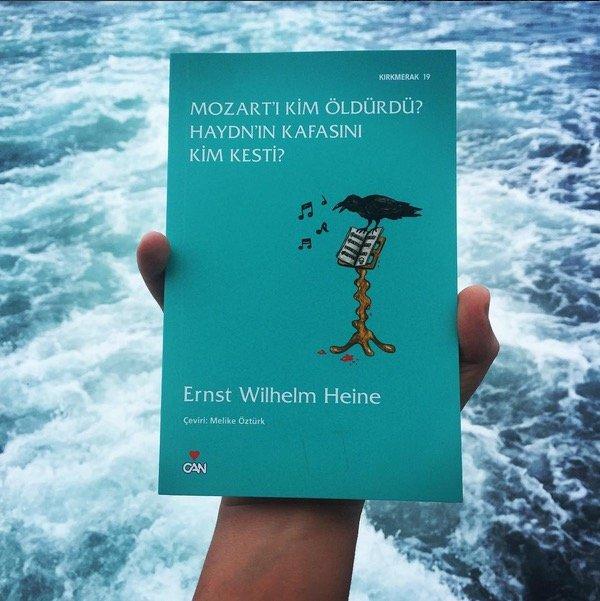 Ernst Wilhelm Heine – Mozart'ı Kim Öldürdü? Haydn'ın Kafasını Kim Kesti?