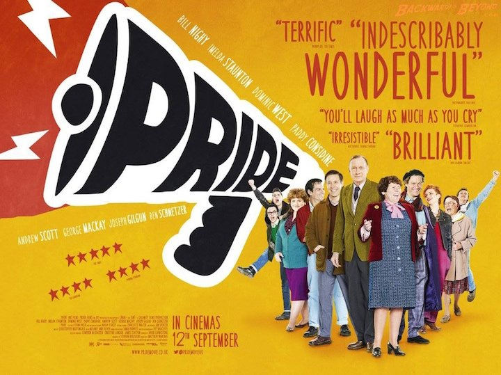 Pride - Herkesin Mutlaka İzlemesi Gereken Filmlerden!