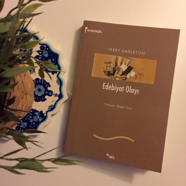 Terry Eagleton – Edebiyat Olayı