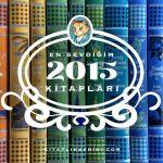 Kitaplık Kedisi: 2015'te En Sevdiğim Kitaplar