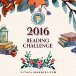 Kitaplık Kedisi Reading Challenge 2016!