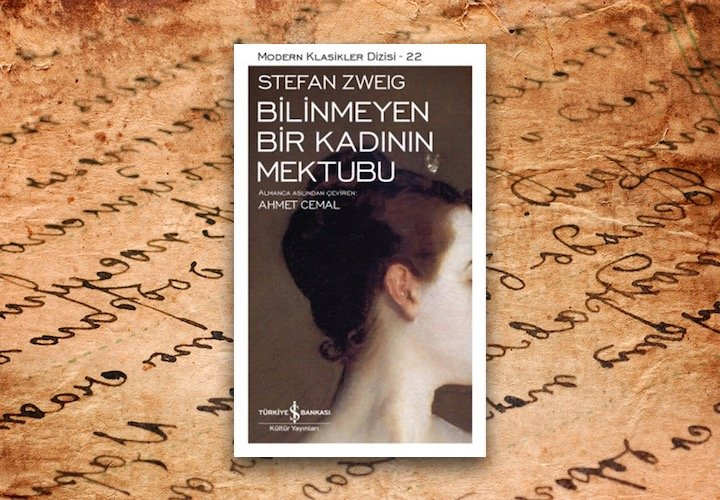 Stefan Zweig, Bilinmeyen Bir Kadının Mektubu, 1920 ile ilgili görsel sonucu