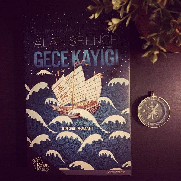 Gece Kayığı - Alan Spence