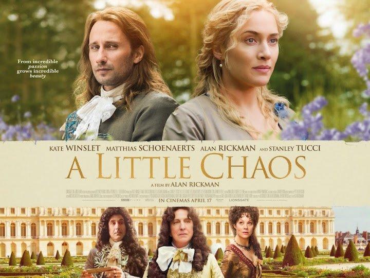 A Little Chaos - Küçük Karmaşa