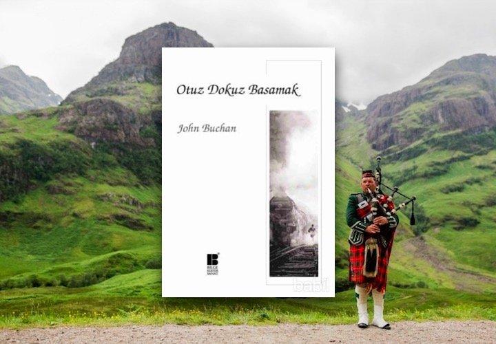 Otuz Dokuz Basamak – John Buchan