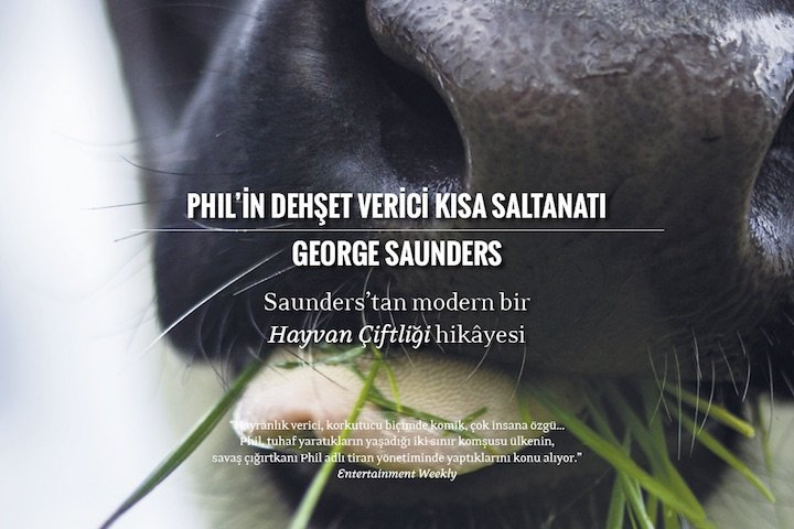 philin dehşet verici kısa saltanatı george saunders