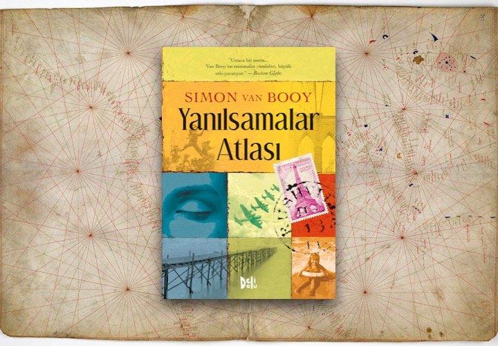 Yanılsamalar Atlası - Simon Van Booy
