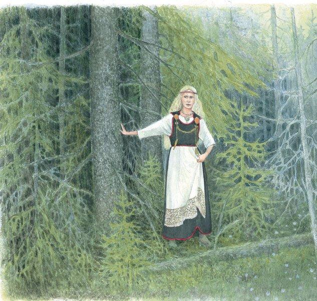 Kalevala - Kirsti Mökinen