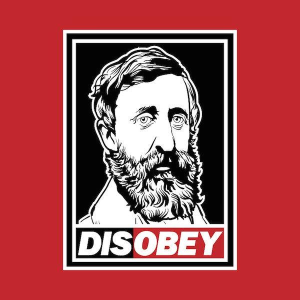 Sivil İtaatsizlik - Henry David Thoreau