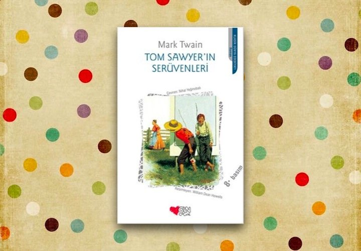 Tom Sawyer'in Serüvenleri - Mark Twain