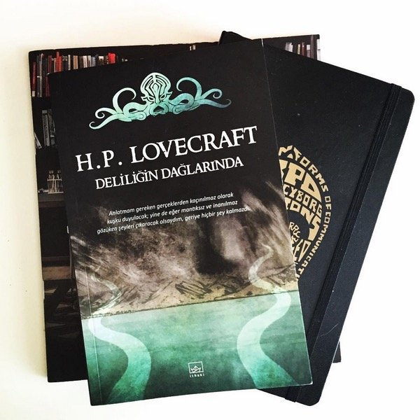 Deliliğin Dağlarında - H.P. Lovecraft