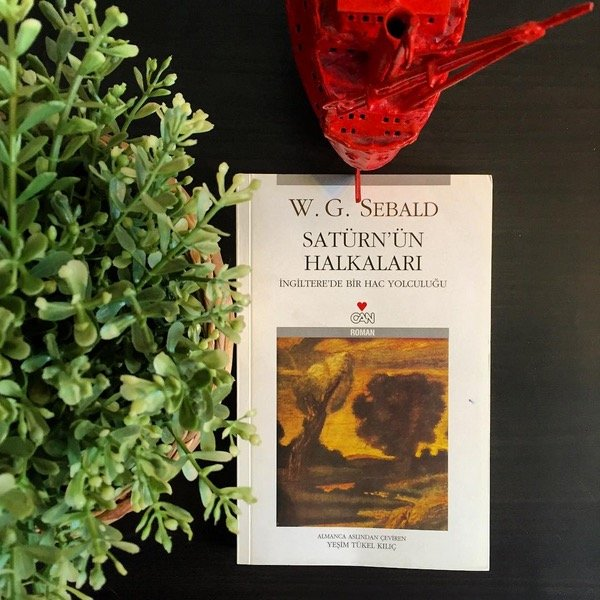 Satürn'ün Halkaları – W.G. Sebald