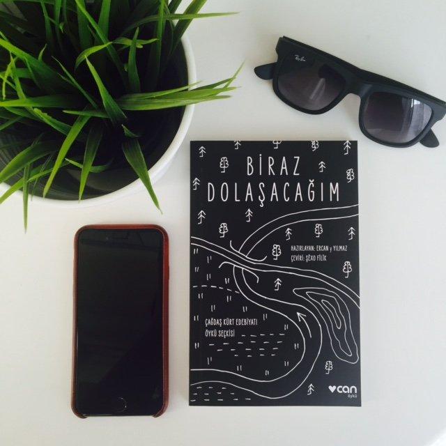 Biraz Dolaşacağım - Çağdaş Kürt Edebiyatı Öykü Seçkisi