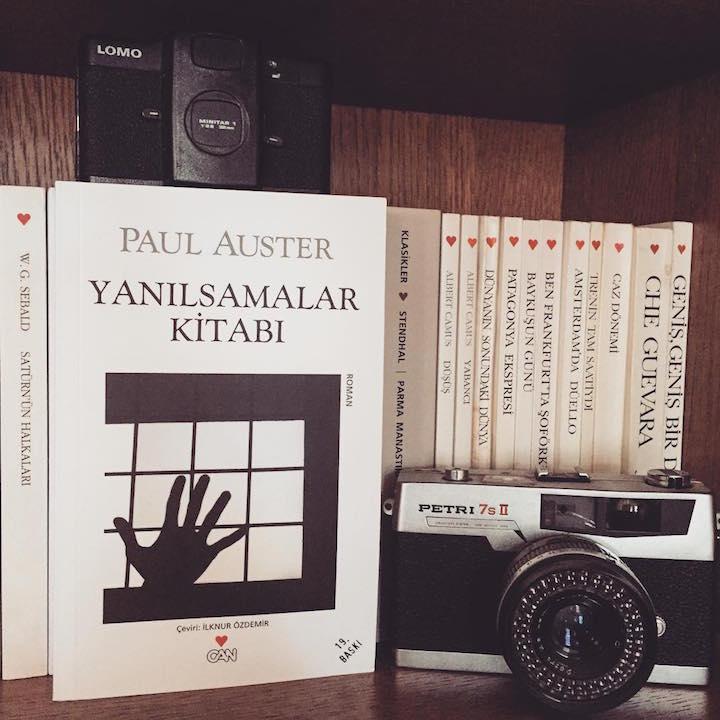 Yanılsamalar Kitabı - Paul Auster