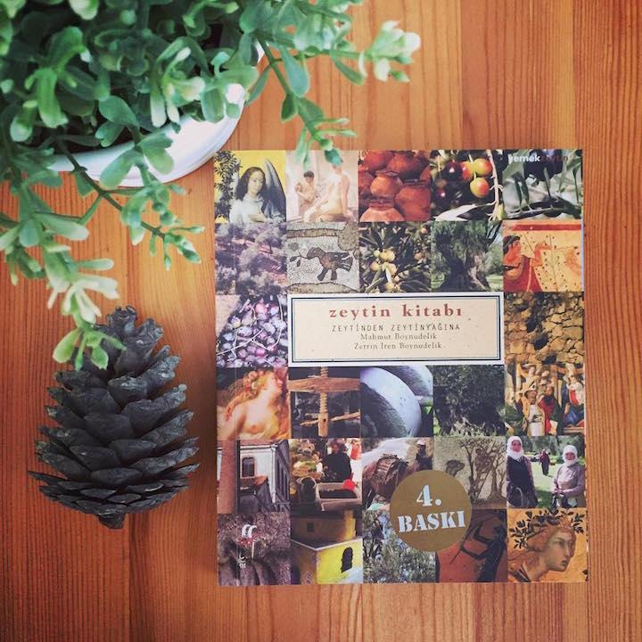 Zeytin Kitabı, Zeytinden Zeytinyağına – Mahmut Boynudelik