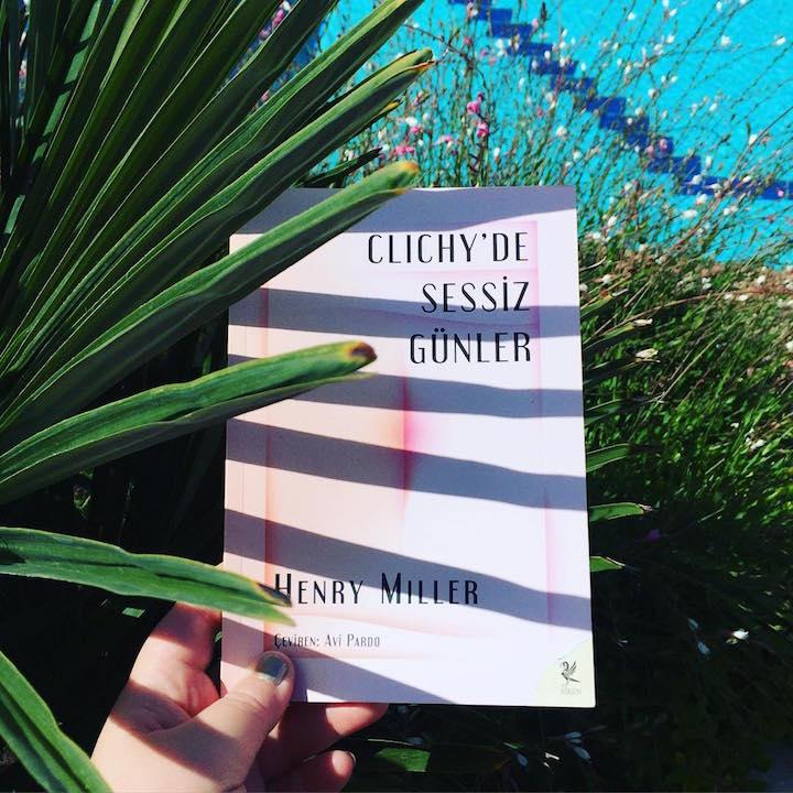 Clichy'de Sessiz Günler - Henry Miller