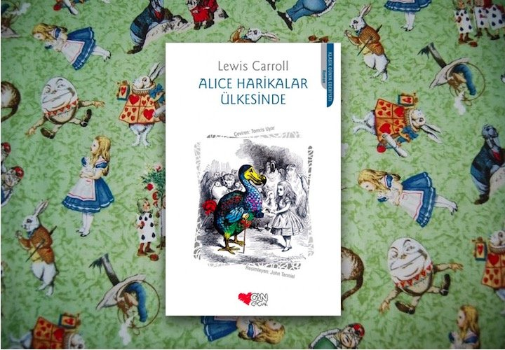 Alice Harikalar Ülkesinde – Lewis Carroll