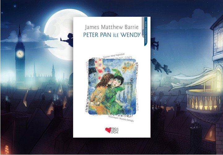 Peter Pan ile Wendy – James Matthew Barrie