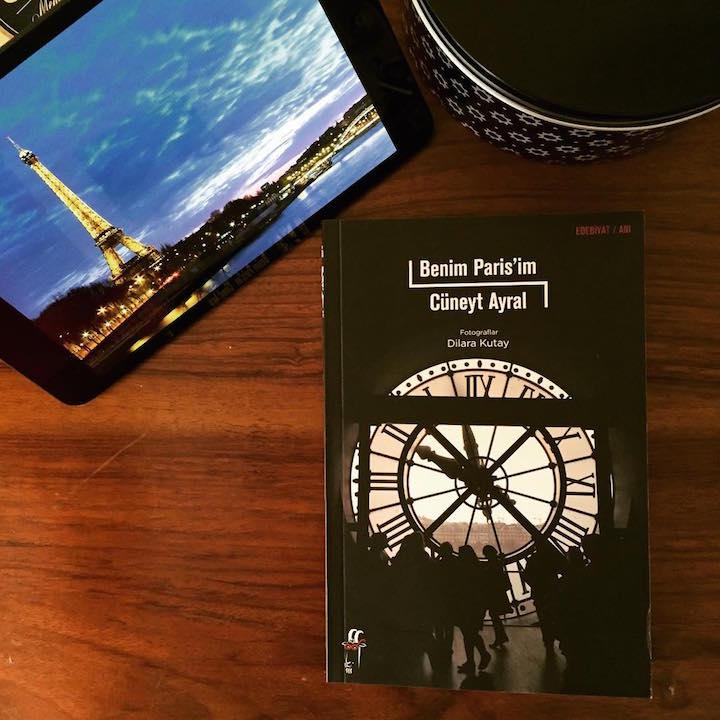 Benim Paris'im – Cüneyt Ayral