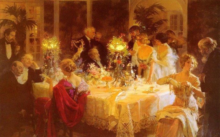 Yemek, Damak Tadının Tarihi