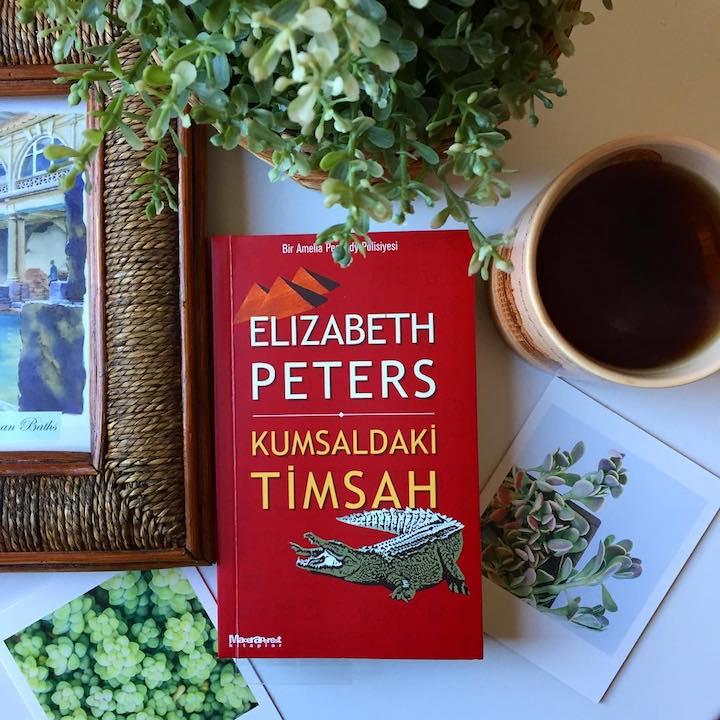 Kumsaldaki Timsah - Elizabeth Peters