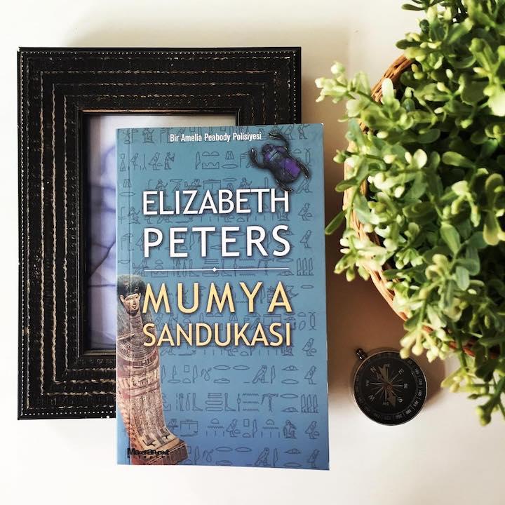Mumya Sandukası - Elizabeth Peters