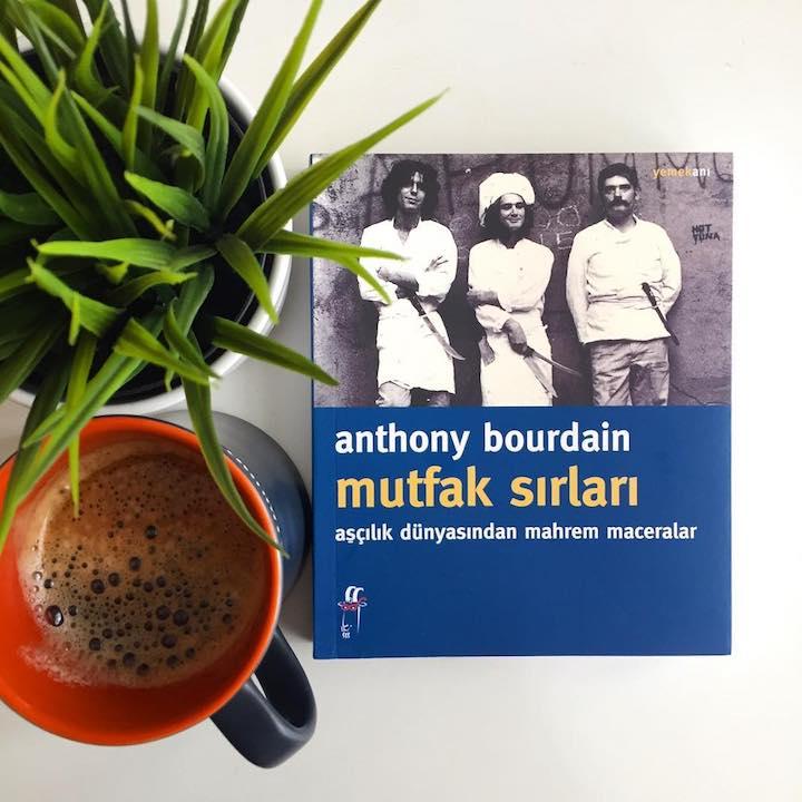 Mutfak Sırları – Anthony Bourdain