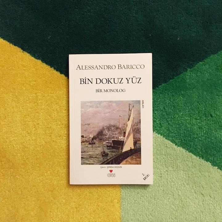 Bin Dokuz Yüz - Alessandro Baricco