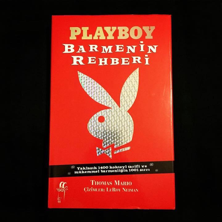 Playboy Barmenin Rehberi - Thomas Mario
