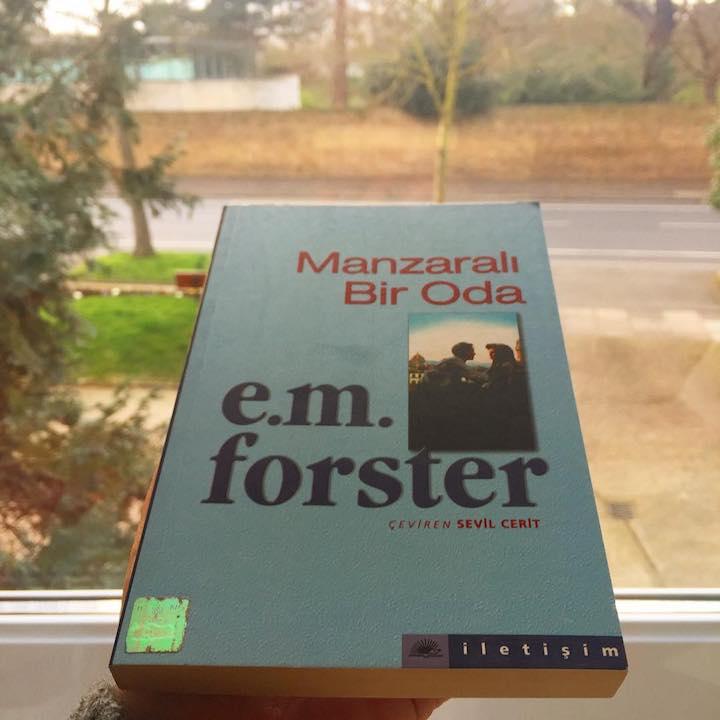 Manzaralı Bir Oda - E. M. Forster