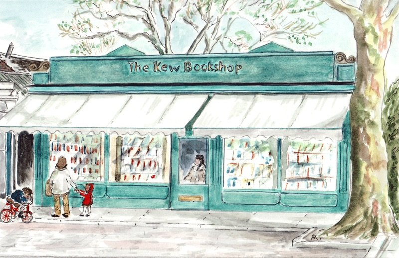 The Kew Bookshop