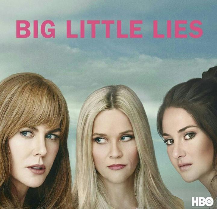 Big Little Lies - Kaçmaz Bir Mini Dizi
