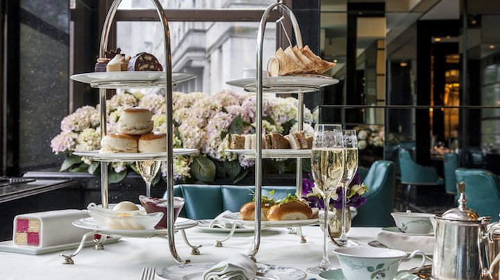 Afternoon Tea - Enfes Bir İngiliz Geleneği