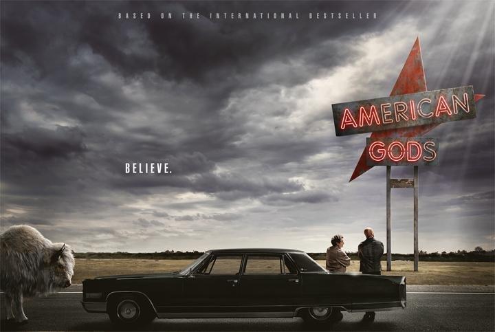 American Gods - Neil Gaiman ile Kitaptan Filme