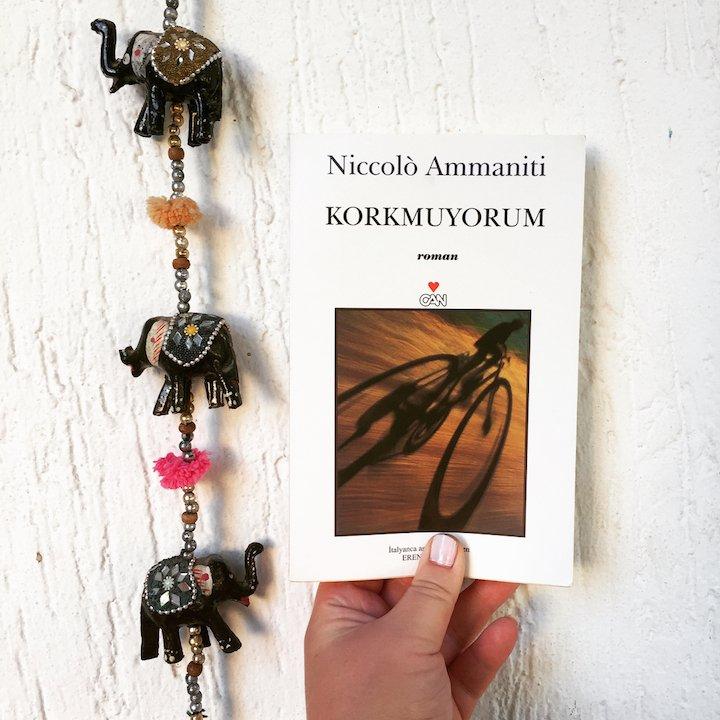 Korkmuyorum – Niccolo Ammaniti