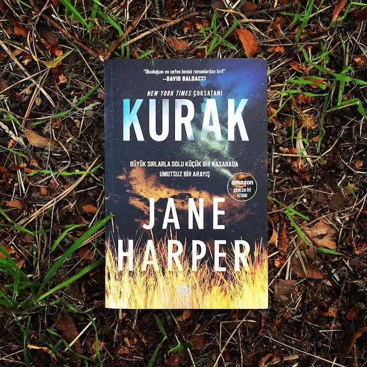 Kurak - Jane Harper