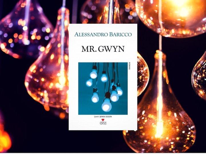 Mr. Gwyn - Alessandro Baricco