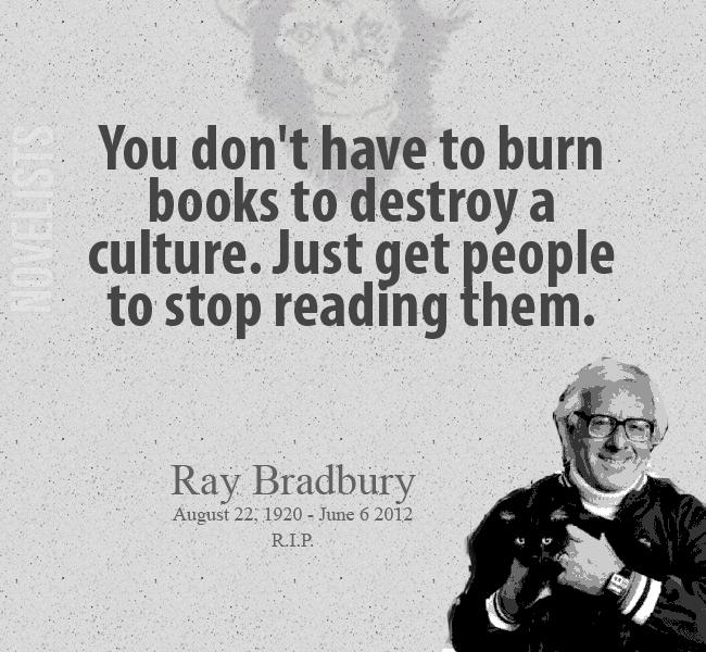 Ray Bradbury Hakkında Bilmeniz Gereken 10 Gerçek