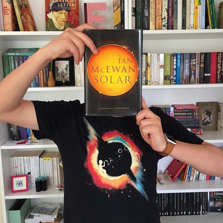 Solar – Ian McEwan