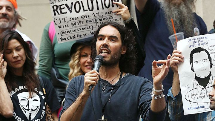 The Emperor's New Clothes – Russell Brand Belgeseli