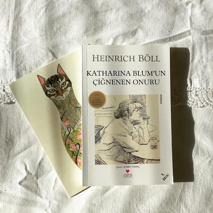Katharina Blum'un Çiğnenen Onuru – Heinrich Böll