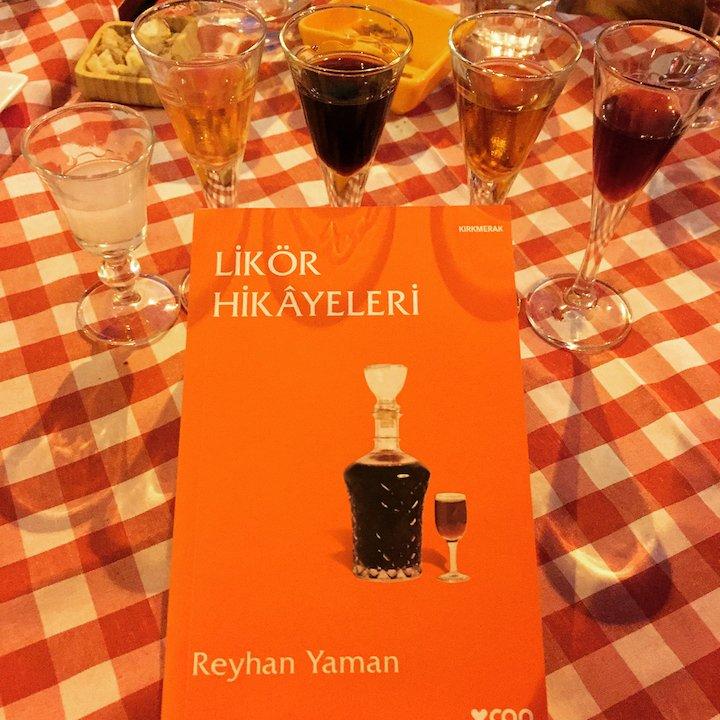 Likör Hikayeleri - Reyhan Yaman