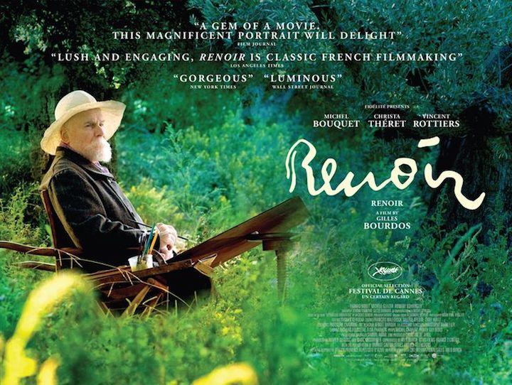 Renoir – Ressamın Hayatının Son Yıllarına Bir Bakış