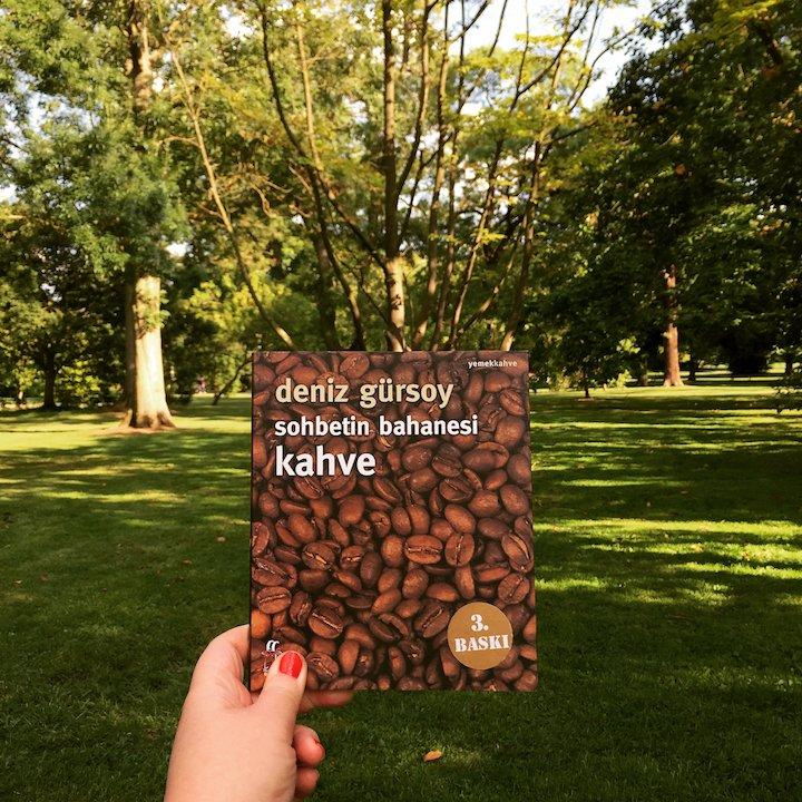 Sohbetin Bahanesi Kahve – Deniz Gürsoy