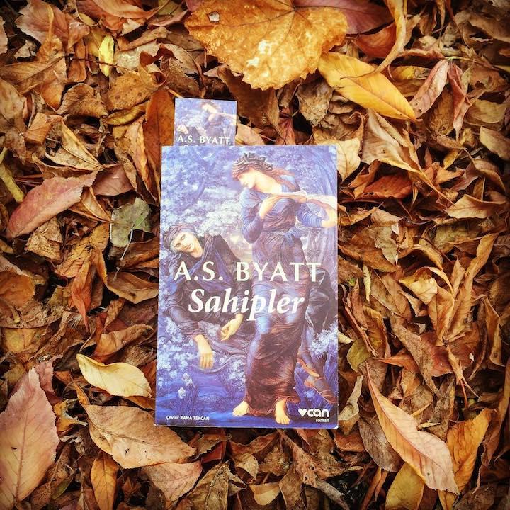 Sahipler - A. S. Byatt
